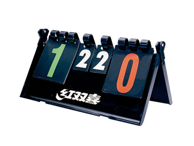 DHS Table Tennis Scoreboard F504