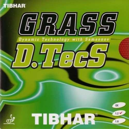 Tibhar Grass D.TecS Long Pips