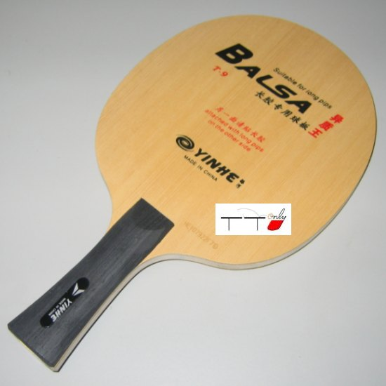 Yinhe Balsa Carbon Blade T-9 for Long Pips