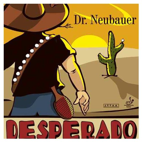 Dr Neubauer Desperado Long Pips OX
