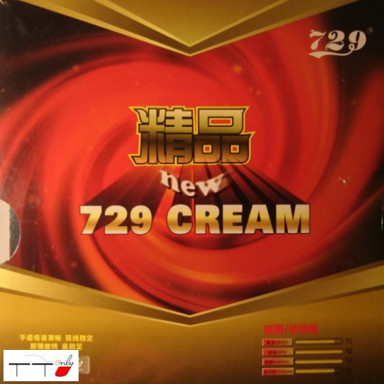 729 Rubber Cream