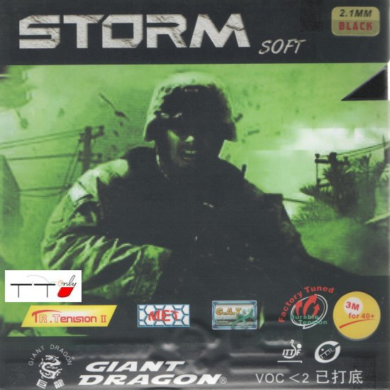 Giant Dragon Storm Soft