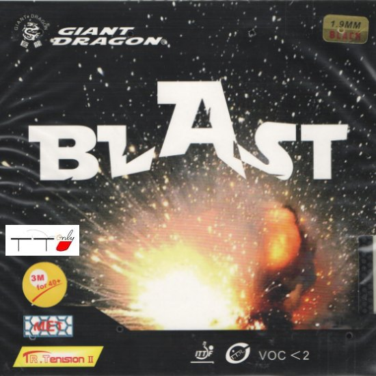 Giant Dragon Blast Short Pips