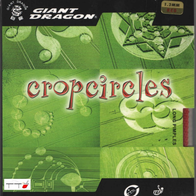 Giant Dragon Long Pips Cropcircles OX