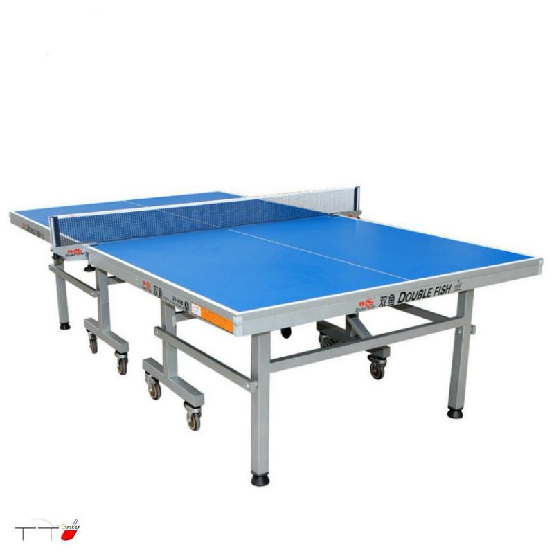 Double Fish Table 99-45B ITTF Certified Club Used