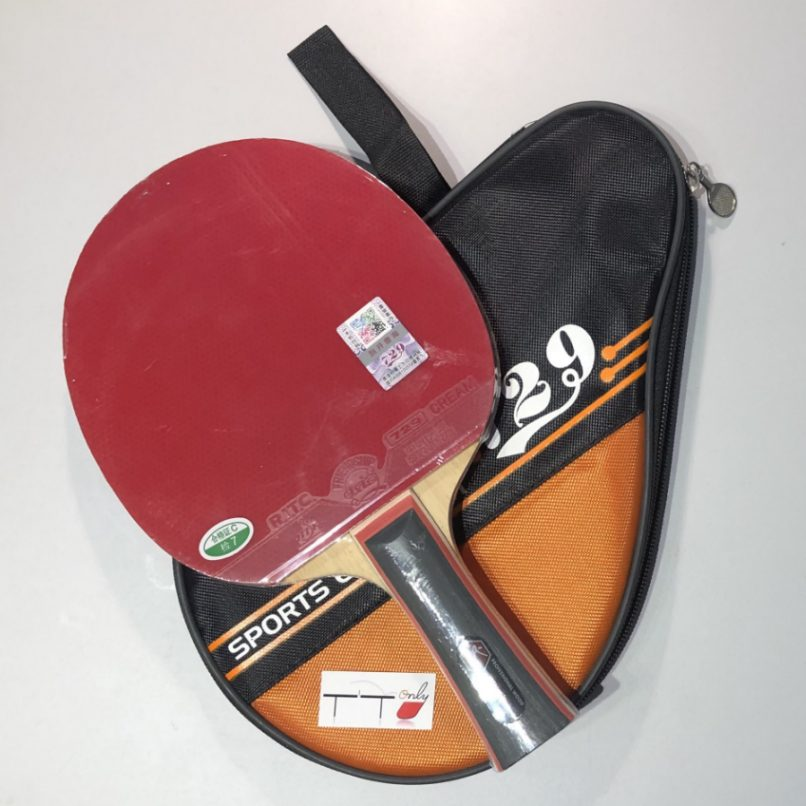 729 Professional Wood Racket 7010 with Cover