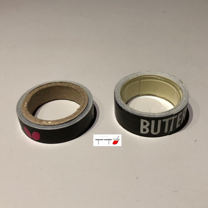 Butterfly Edge Tape Black 1m x 9mm