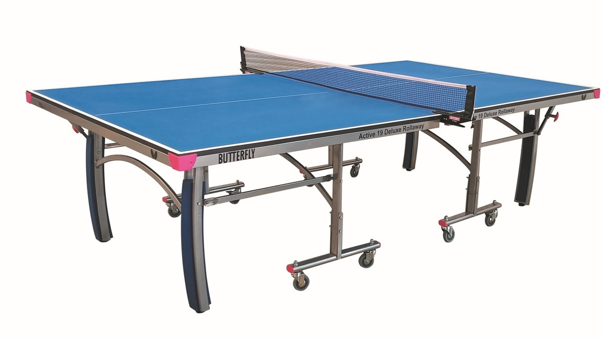 Butterfly Active 19 Deluxe Table