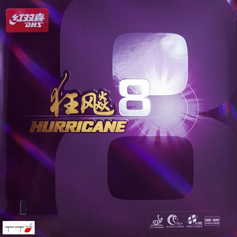 DHS Rubber Hurricane 8 Mid
