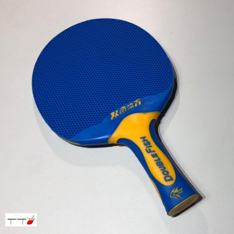 Double Fish 1-Piece Racket