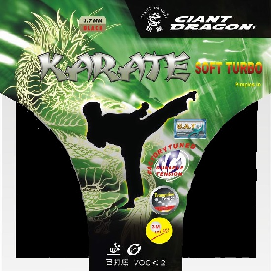 Giant Dragon Karate Soft Turbo