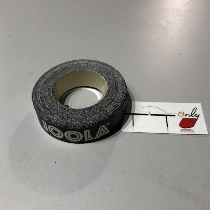 Joola Edge Tape Black 5m x 12mm