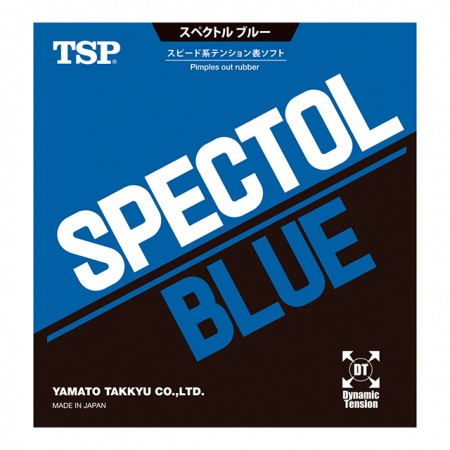 TSP Spectol Blue Short Pips-out