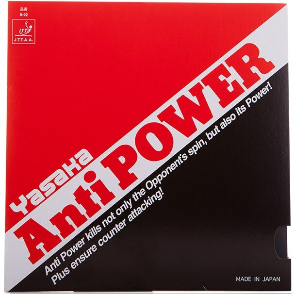 Yasaka Anti Power